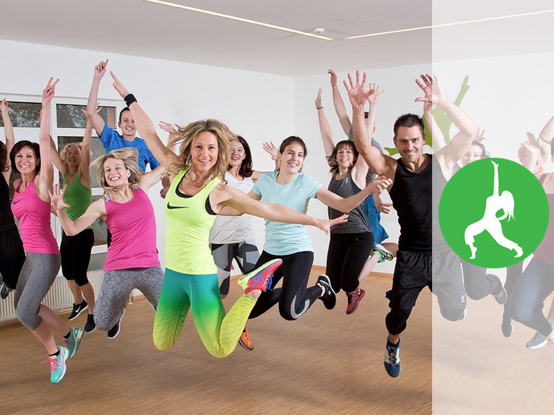 Zumba in Mein Seestudio