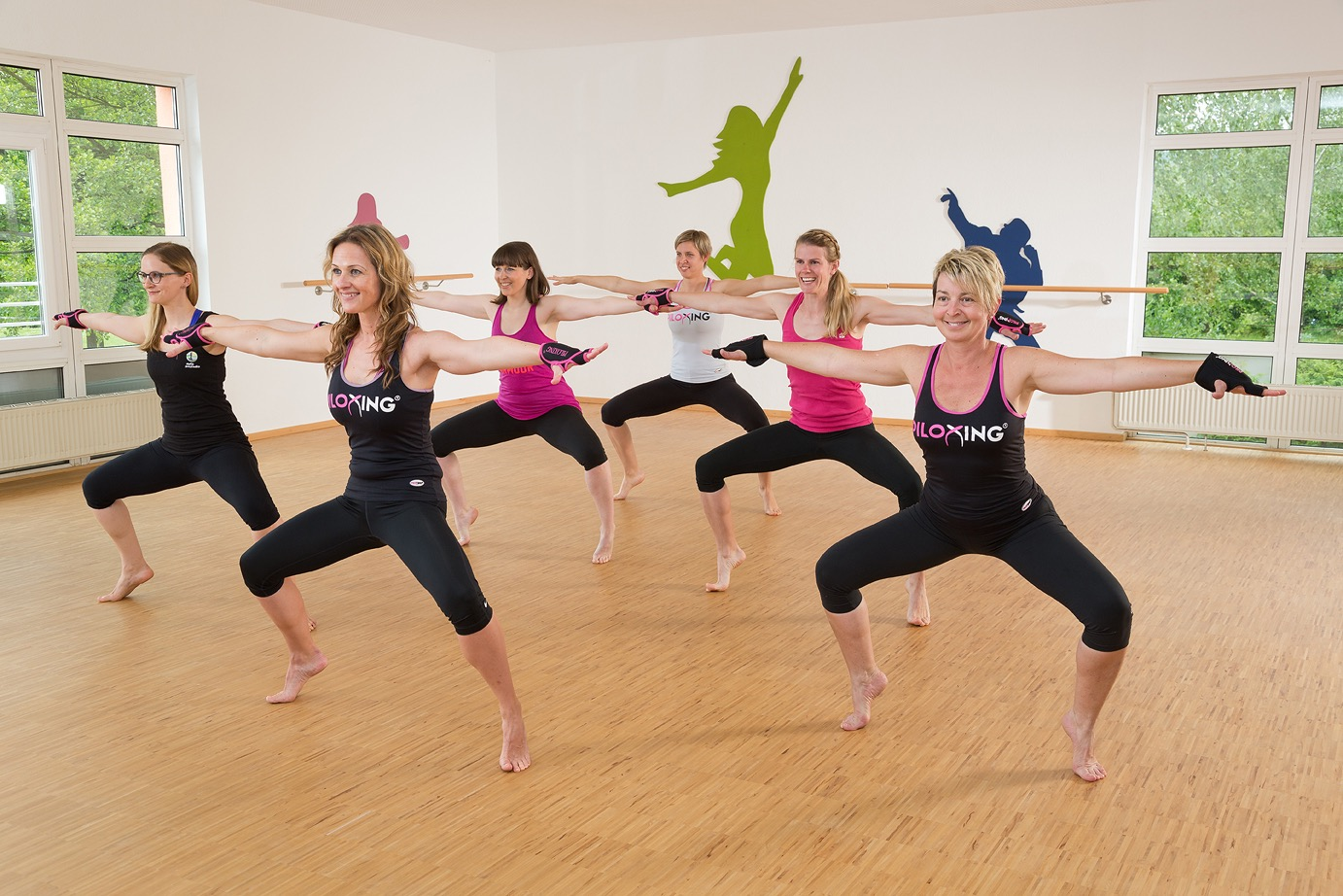 Piloxing in Mein Seestudio