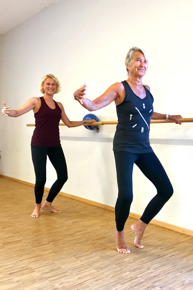 Barre Concept in Mein Seestudio