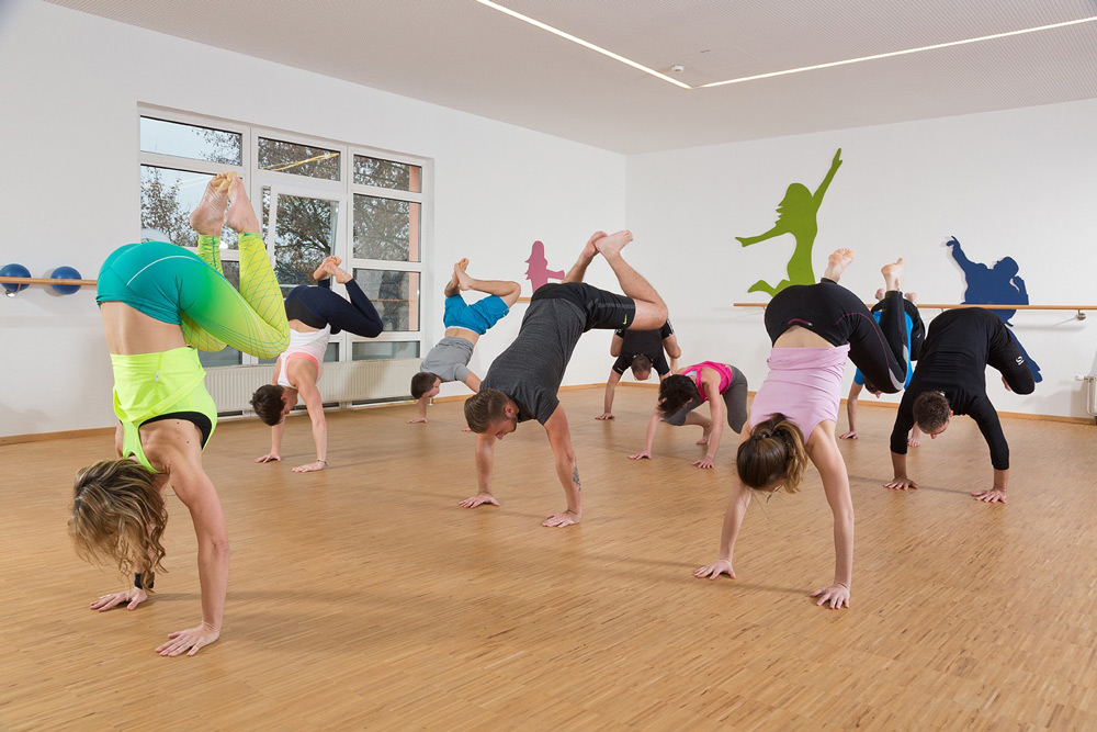 Bax Performance Training in Mein Seestudio
