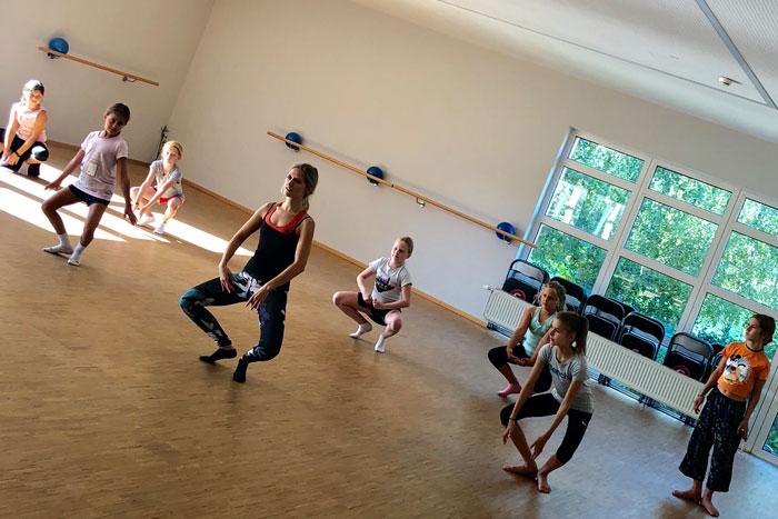 Fitness-Block für Kinder in St. Pölten